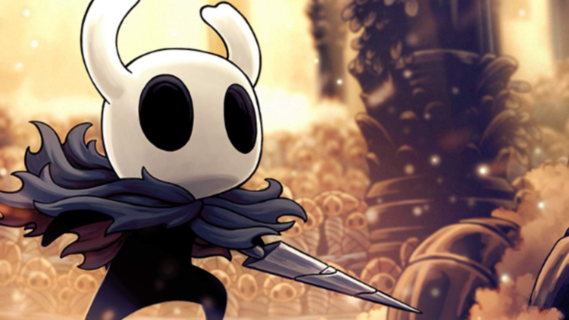 Hollow Knight's Final DLC, Godmaster, is Out Now