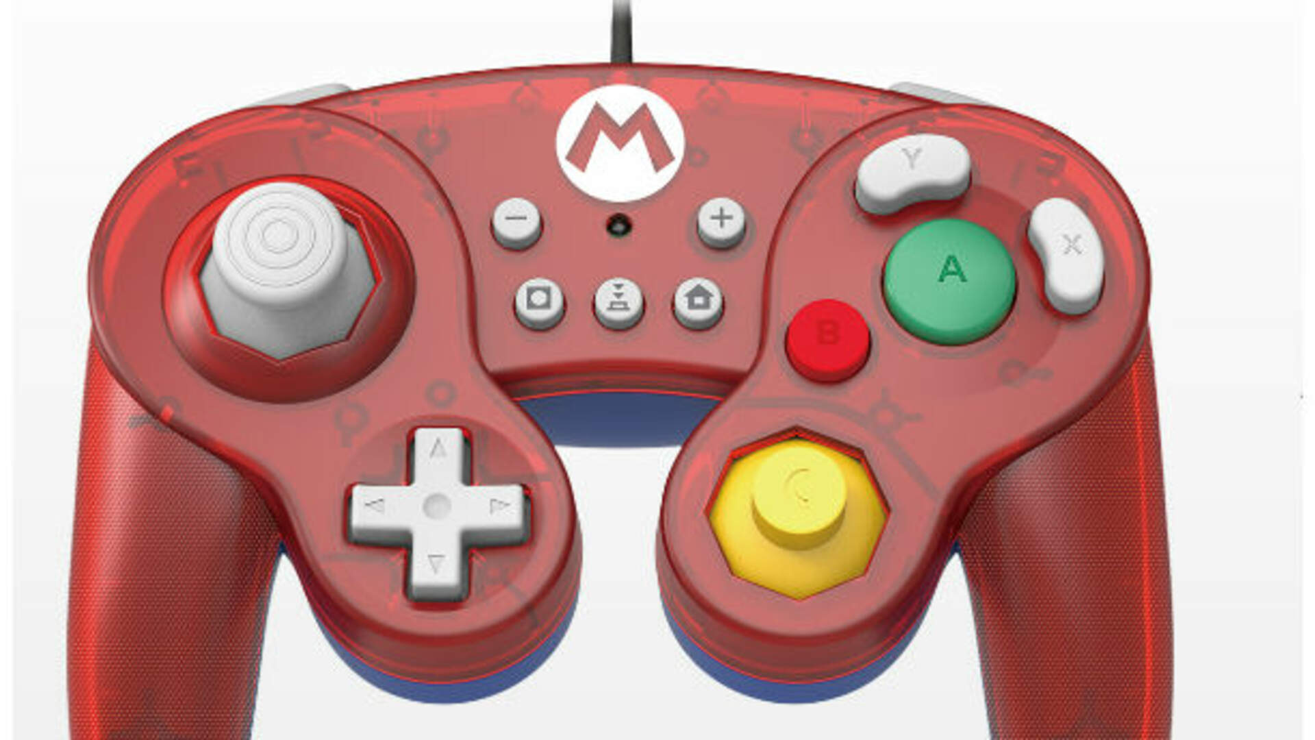 If You Wanted a Themed GameCube Controller for Switch, You're in Luck