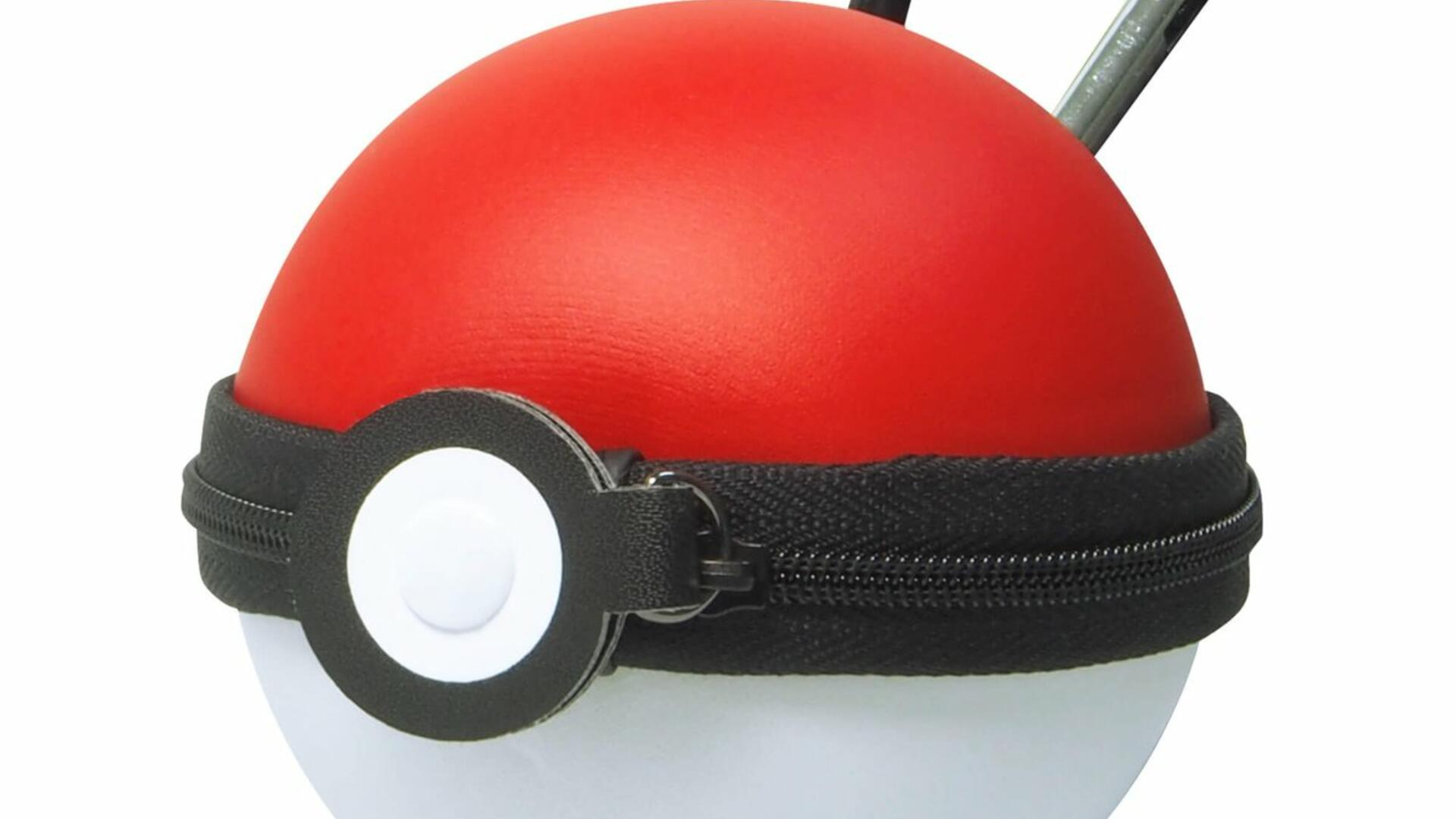 Hori's Lineup of Poke Ball Accessories Include Holders, Cases, and a Nifty Charger