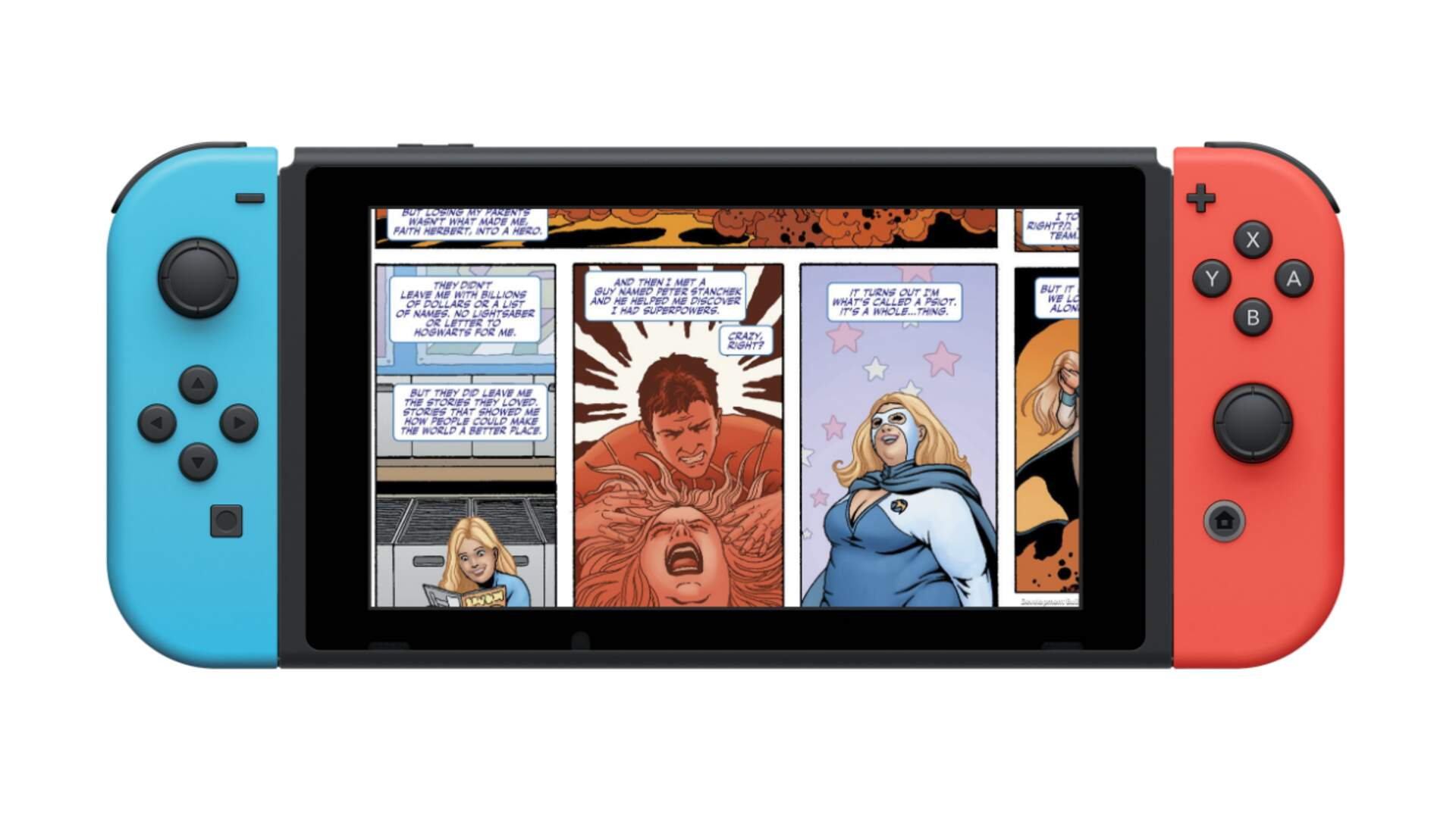 InkyPen is a New Digital Subscription Service That Delivers Comics to the Switch