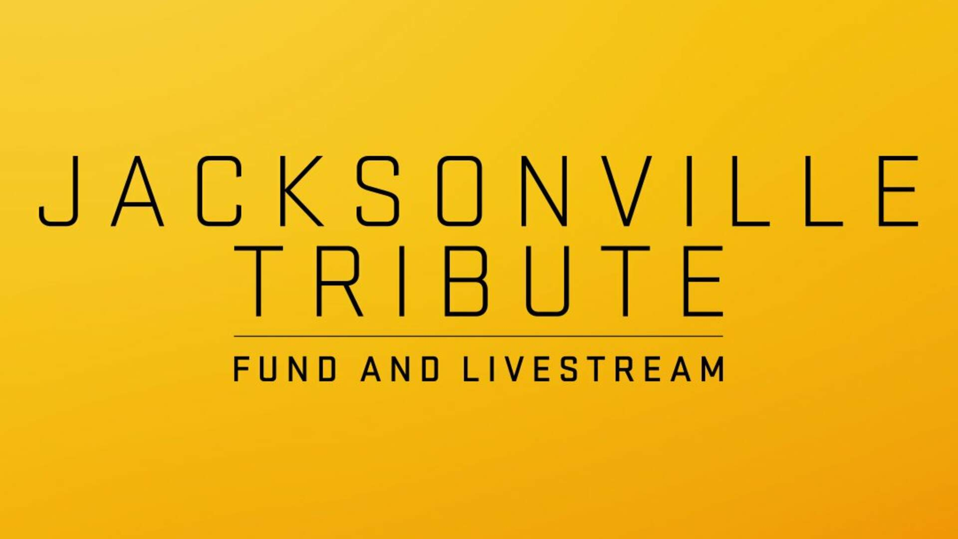 Watch EA's Tribute Livestream Supporting the Victims of the Jacksonville Shooting