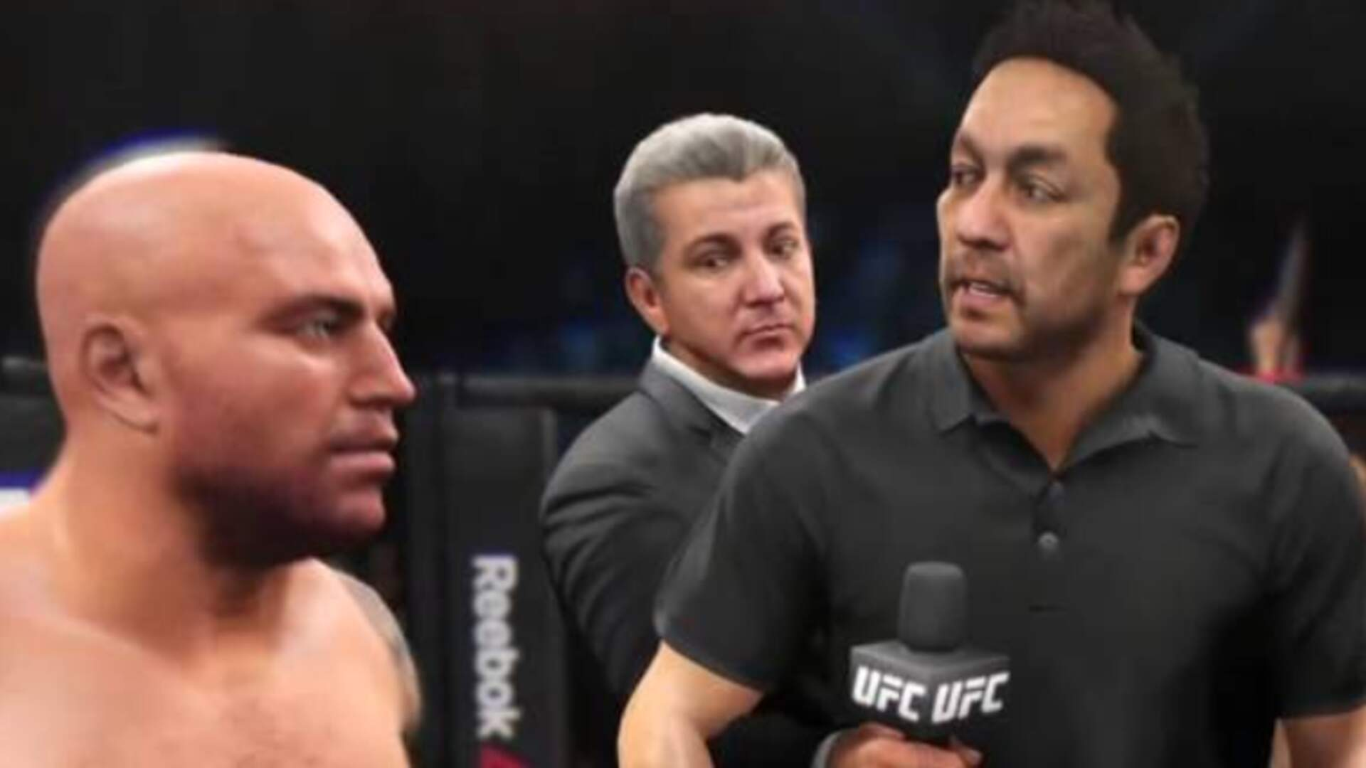 EA Sports Couldn't Get Joe Rogan to Record New Commentary for UFC 3 Because He Hates Voiceover Work