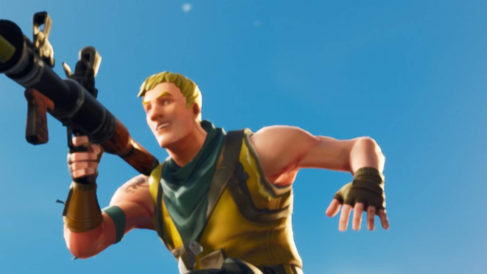 Fortnite Reddit Wants Jonesy as a Super Smash Bros. Ultimate Character
