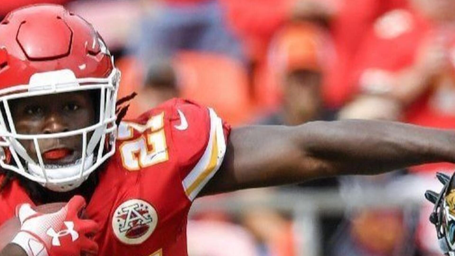 EA Cuts Kareem Hunt From Madden 19 and Madden Overdrive