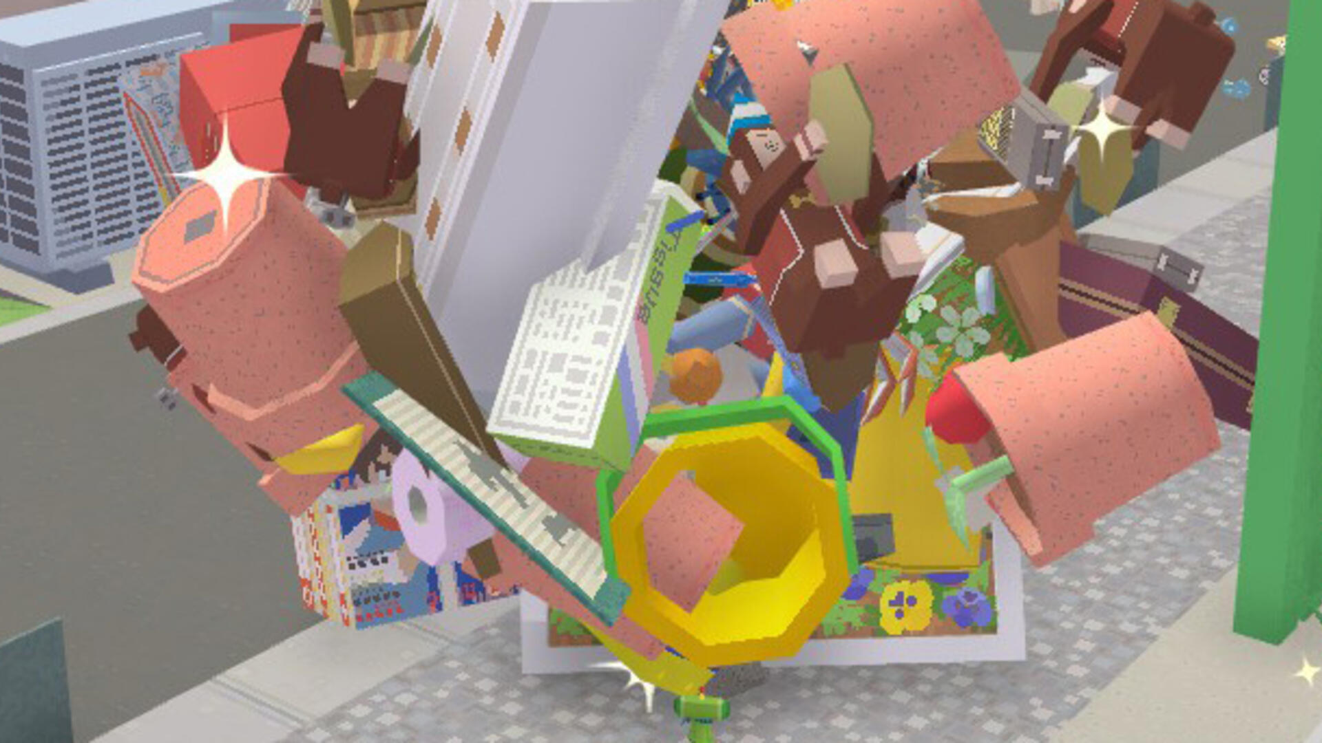 Katamari Damacy Reroll Is Ready to Roll Back Into Your Heart