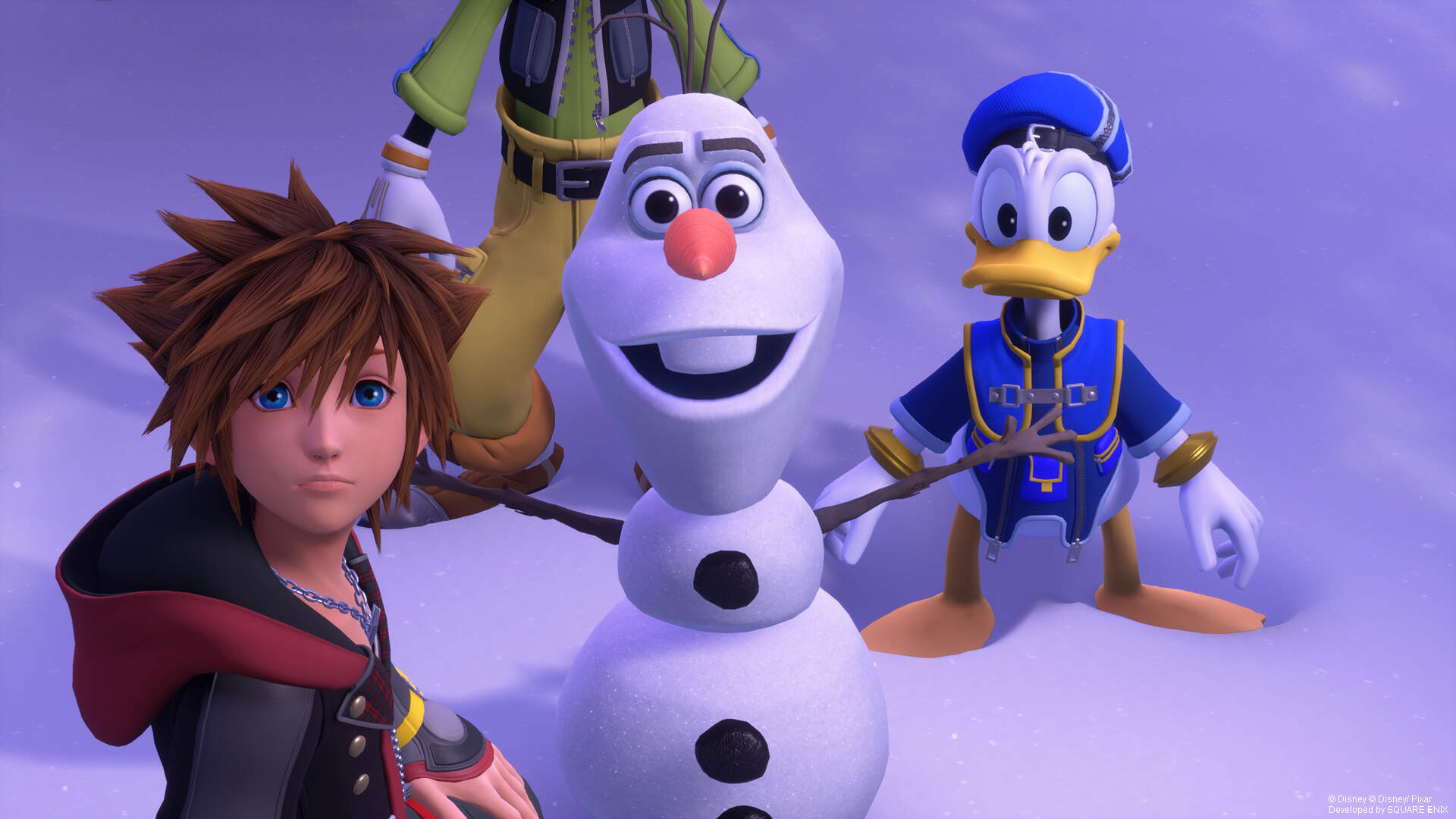 Kingdom Hearts 3 Opening Theme to be Penned by Skrillex and Hiraku Utada