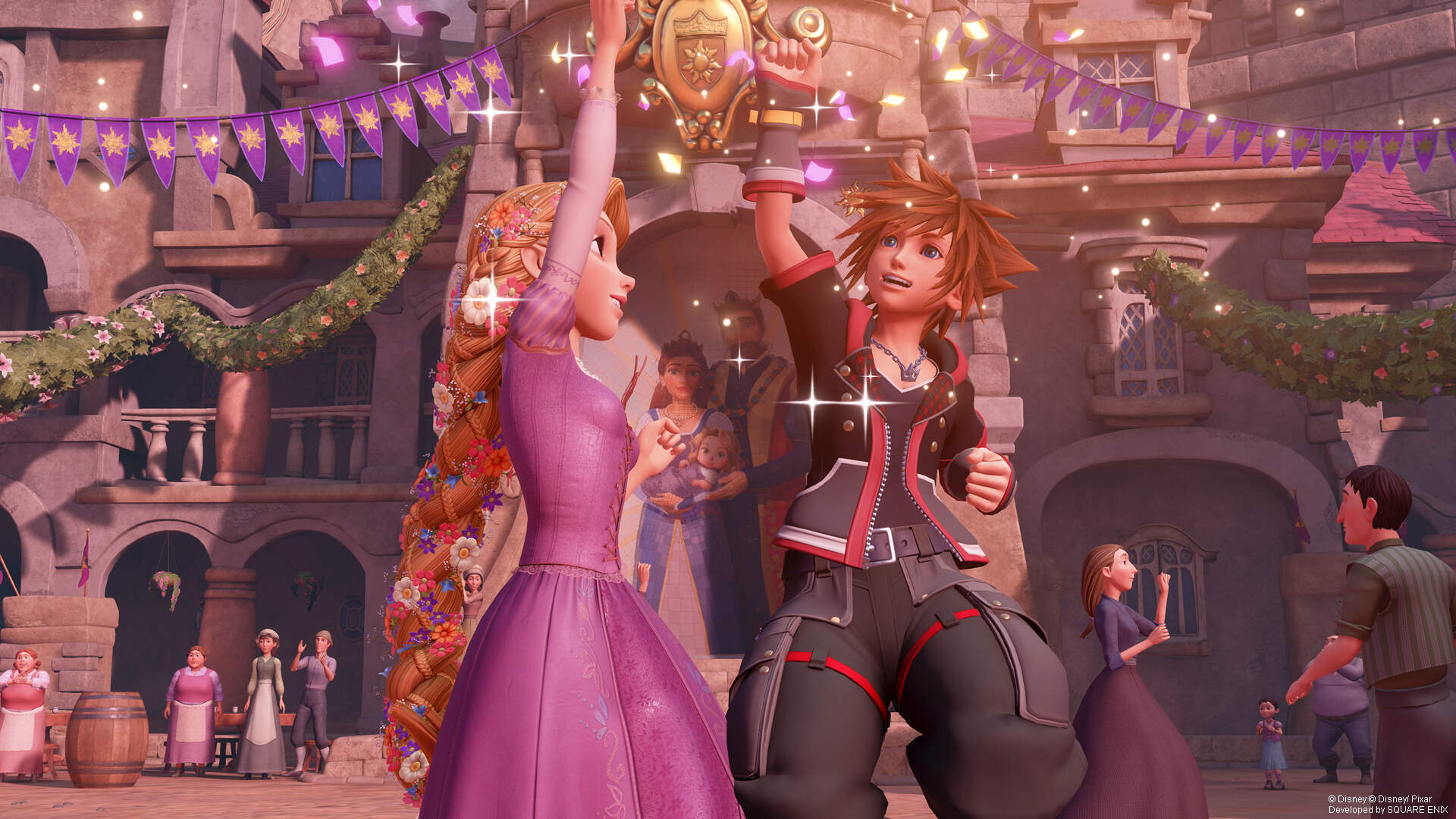 """Everyone Was Complaining I Should Cut More:"" Co-Director Tai Yasue on the Making of Kingdom Hearts 3"