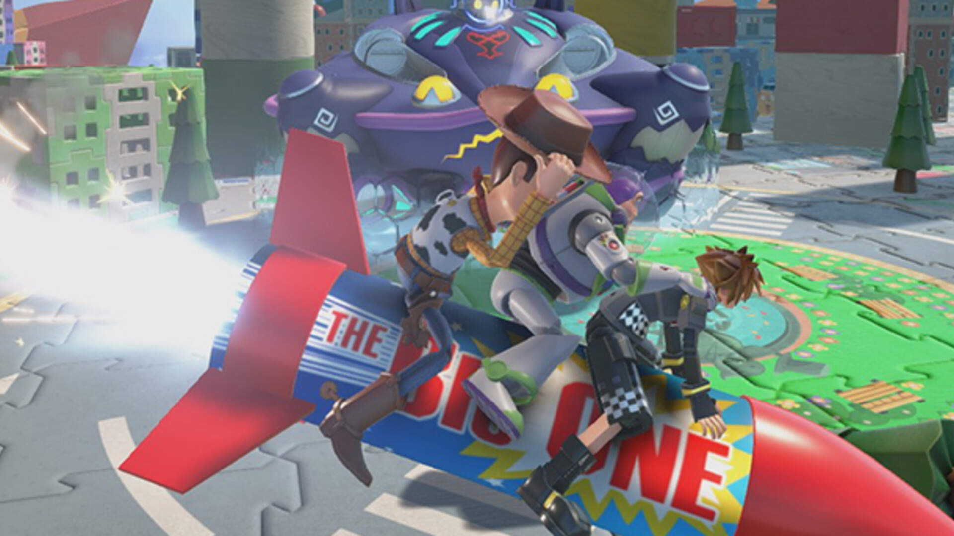 Kingdom Hearts' Executive Producer Would Love to See the Franchise Come to Disney Parks
