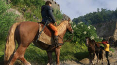 The Horses from The Legend of Zelda and The Witcher are Hanging Around Kingdom Come: Deliverance