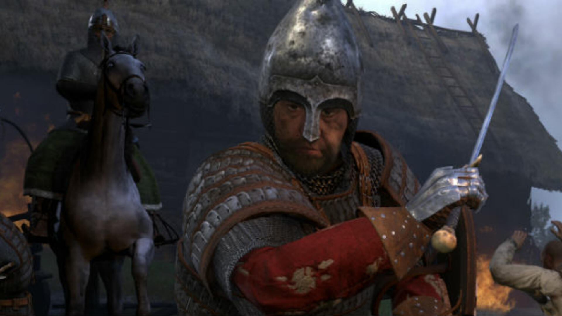 Kingdom Come: Deliverance Gets Big Day-One Patch on the PlayStation 4