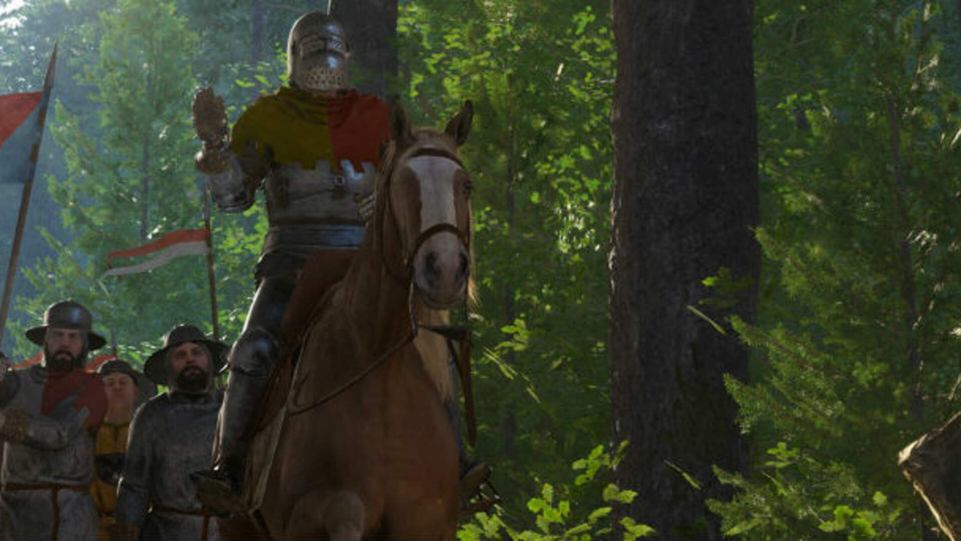 Upcoming Patches for Kingdom Come: Deliverance Promise Easier Saving, Better Lockpicking, and a Real Big Bug-Squash