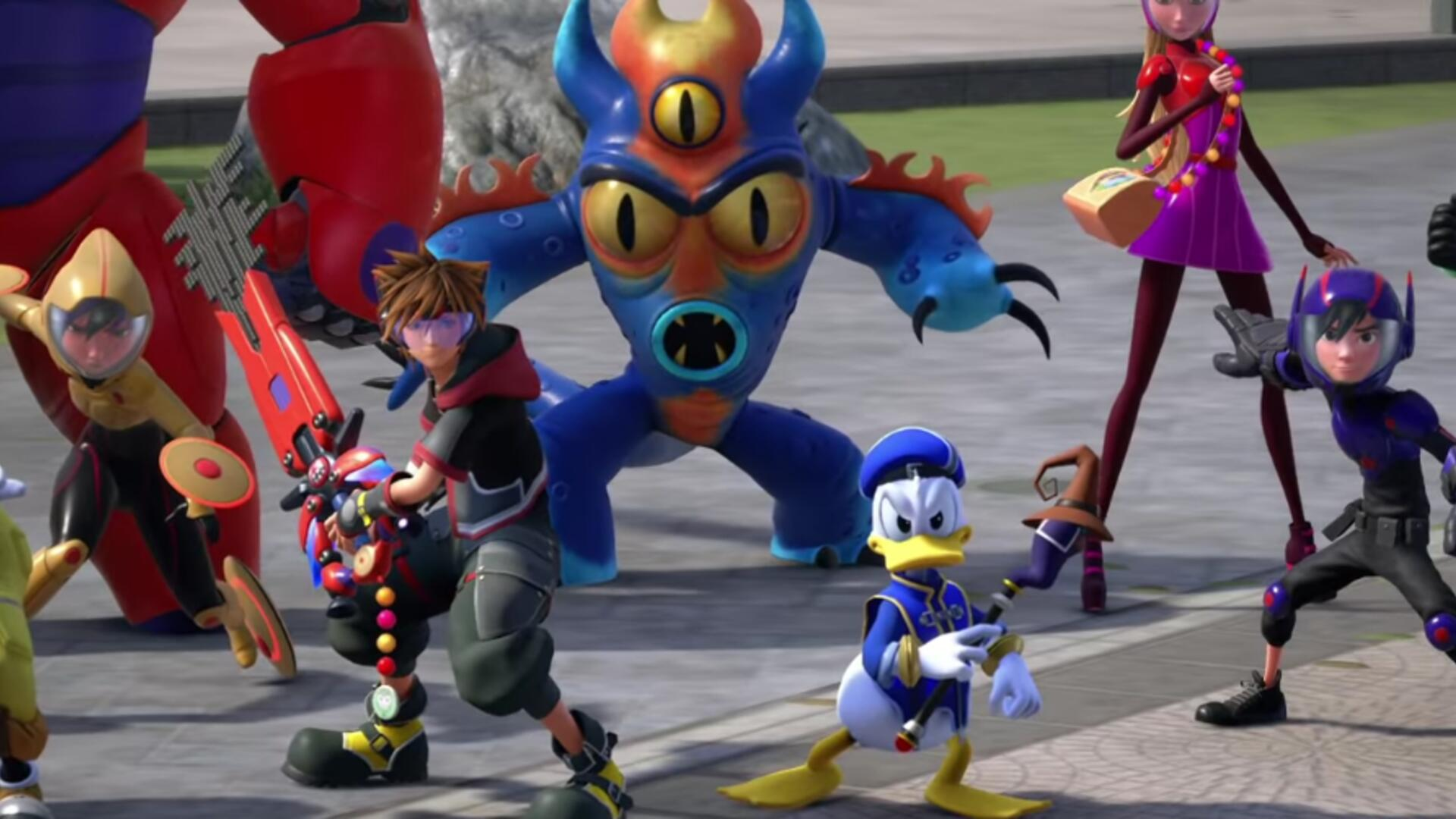 After Five Long Years, Kingdom Hearts 3 is Finally Finished