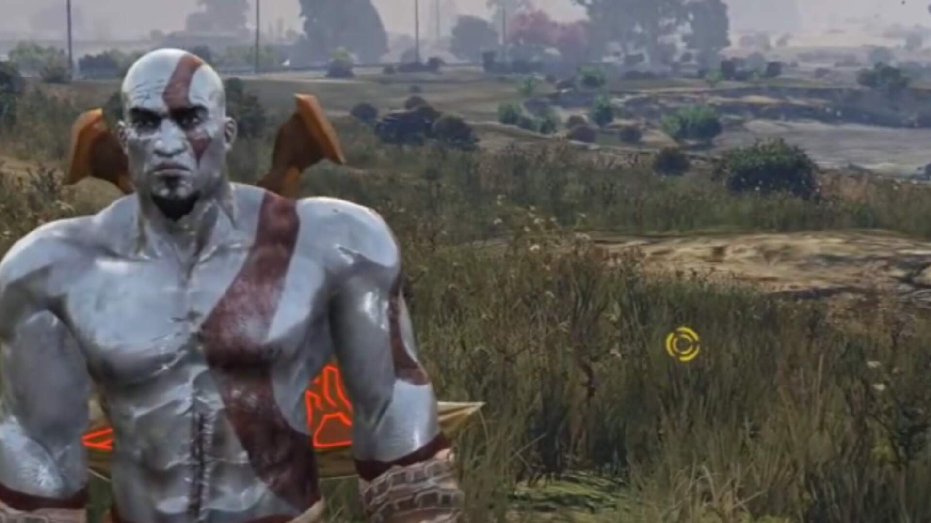 Play as the God of War on PC and Xbox One Thanks to These GTA 5 and Skyrim Mods