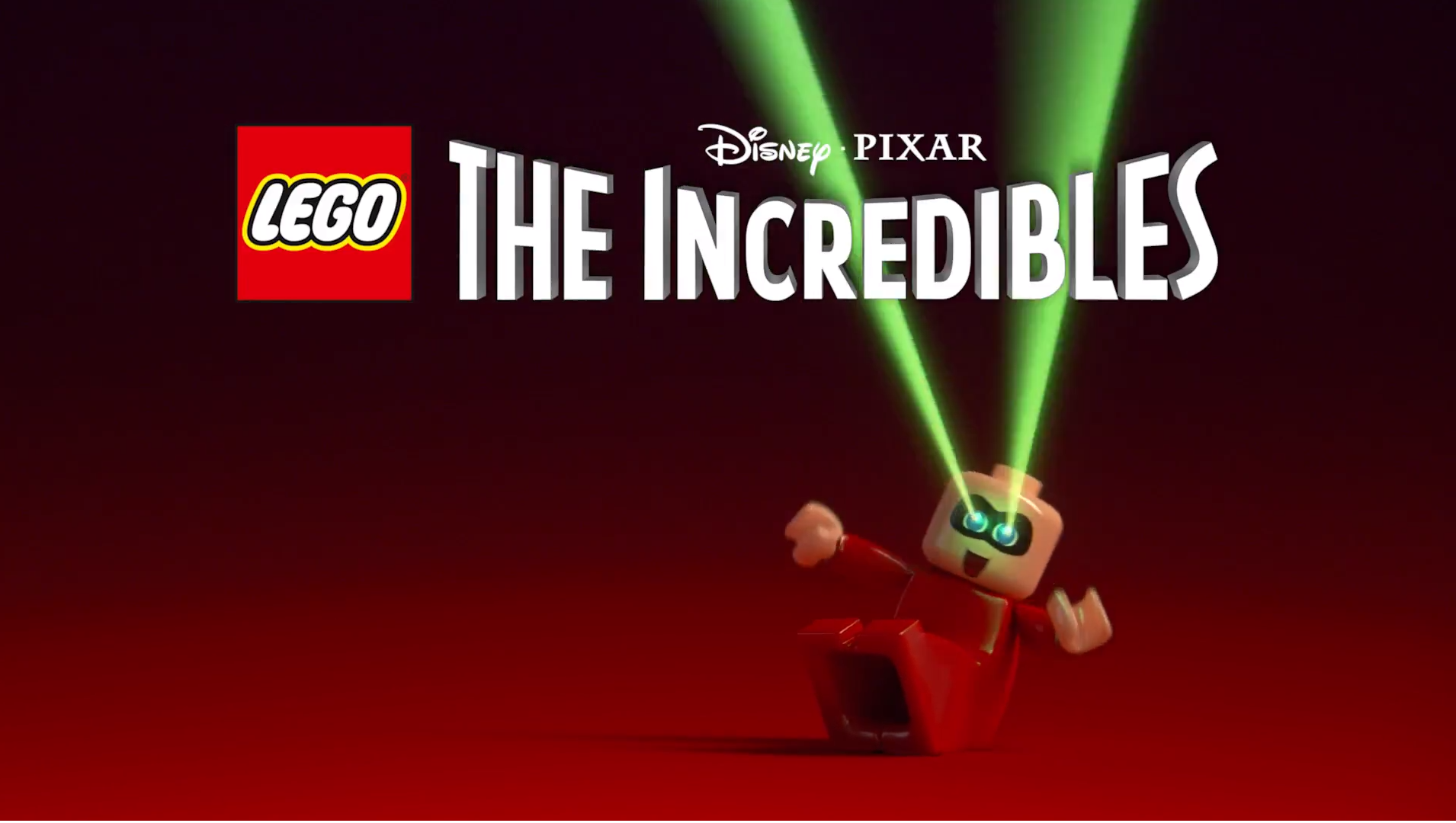 Lego Incredibles Cheat Codes and Stud Unlocks - All Red Bricks and
