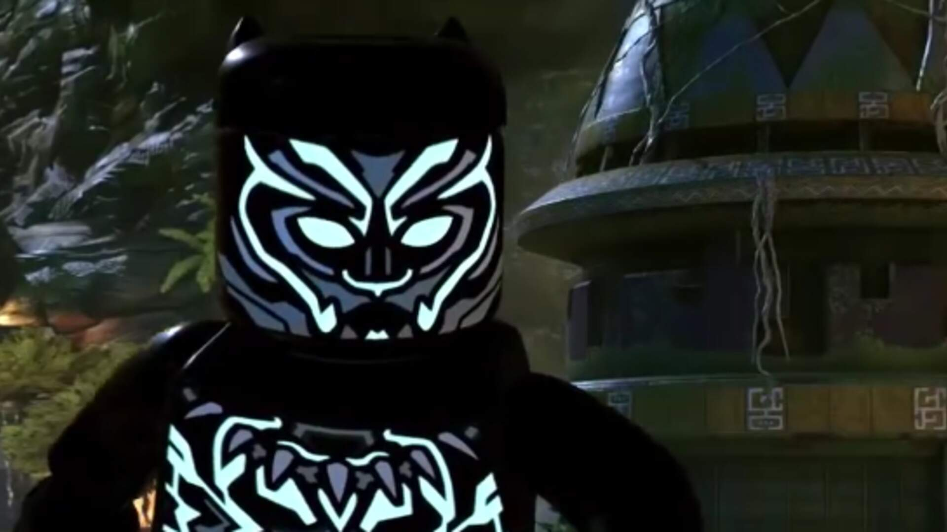 Black Panther DLC for Lego Marvel Super Heroes 2 Has Me Wanting a Wakanda Lego Set