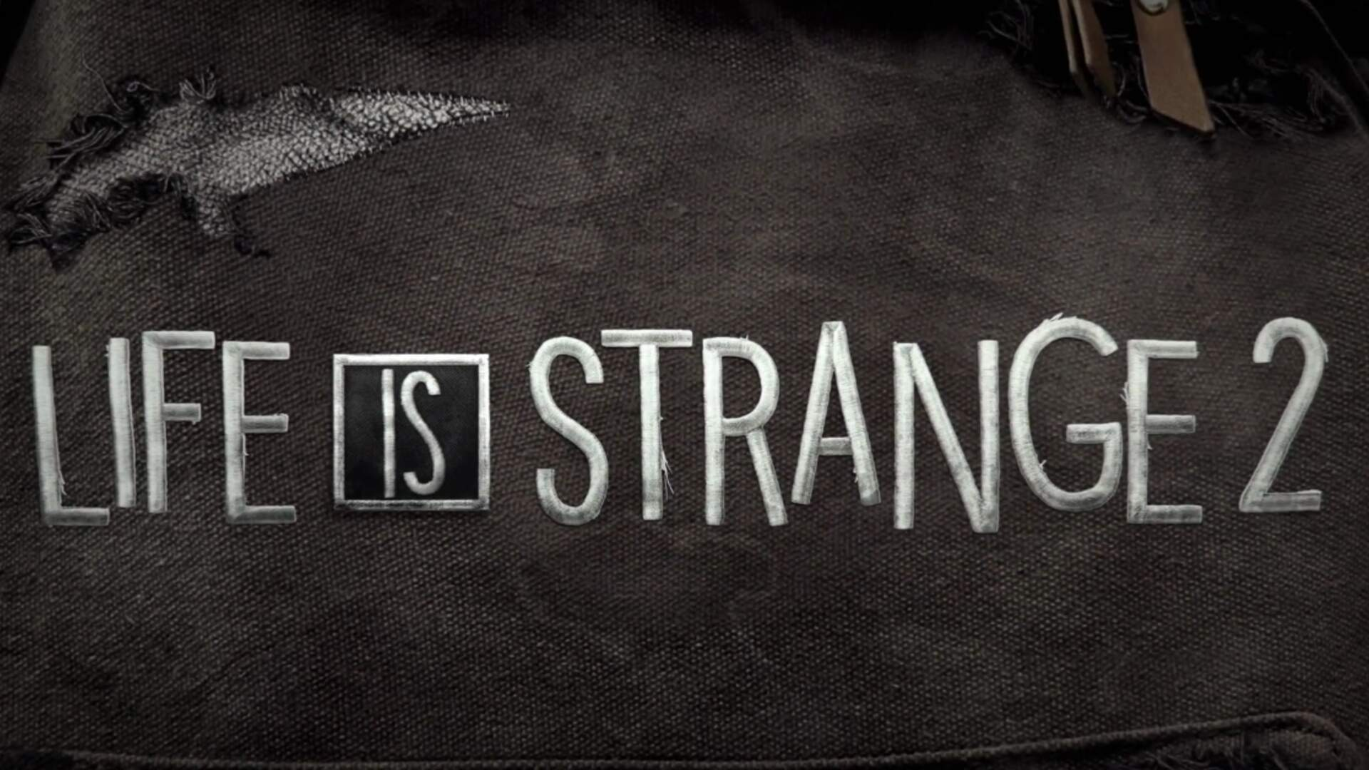 Life is Strange 2 Announced, Episode One Release Date Revealed