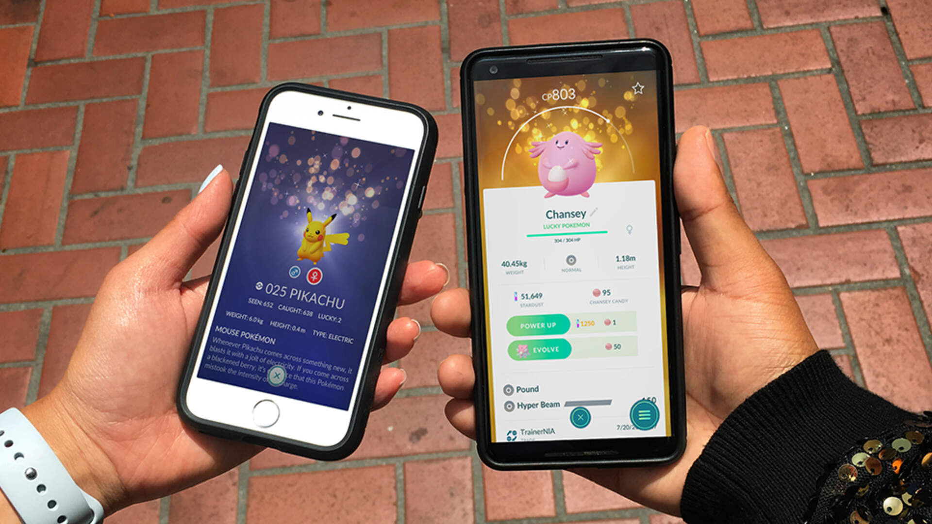 Pokemon GO Lucky Pokemon - What Are Lucky Pokemon, Lucky Pokemon Odds, How to Get Them, Guaranteed Lucky Pokemon, and Stardust Costs