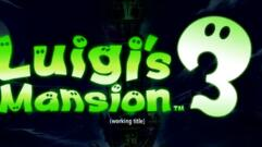 Luigi's Mansion 3 Announced for the Nintendo Switch