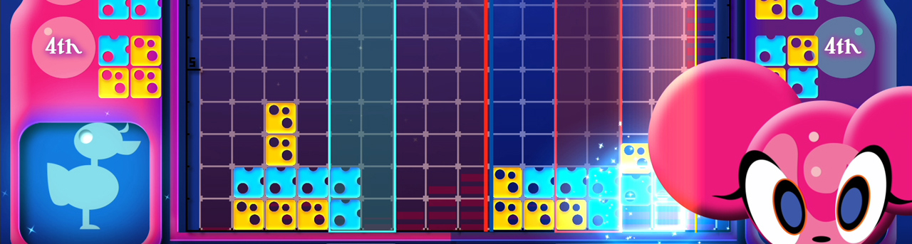 Lumines Remastered's HD Rumble Needs to Chill Out   USgamer