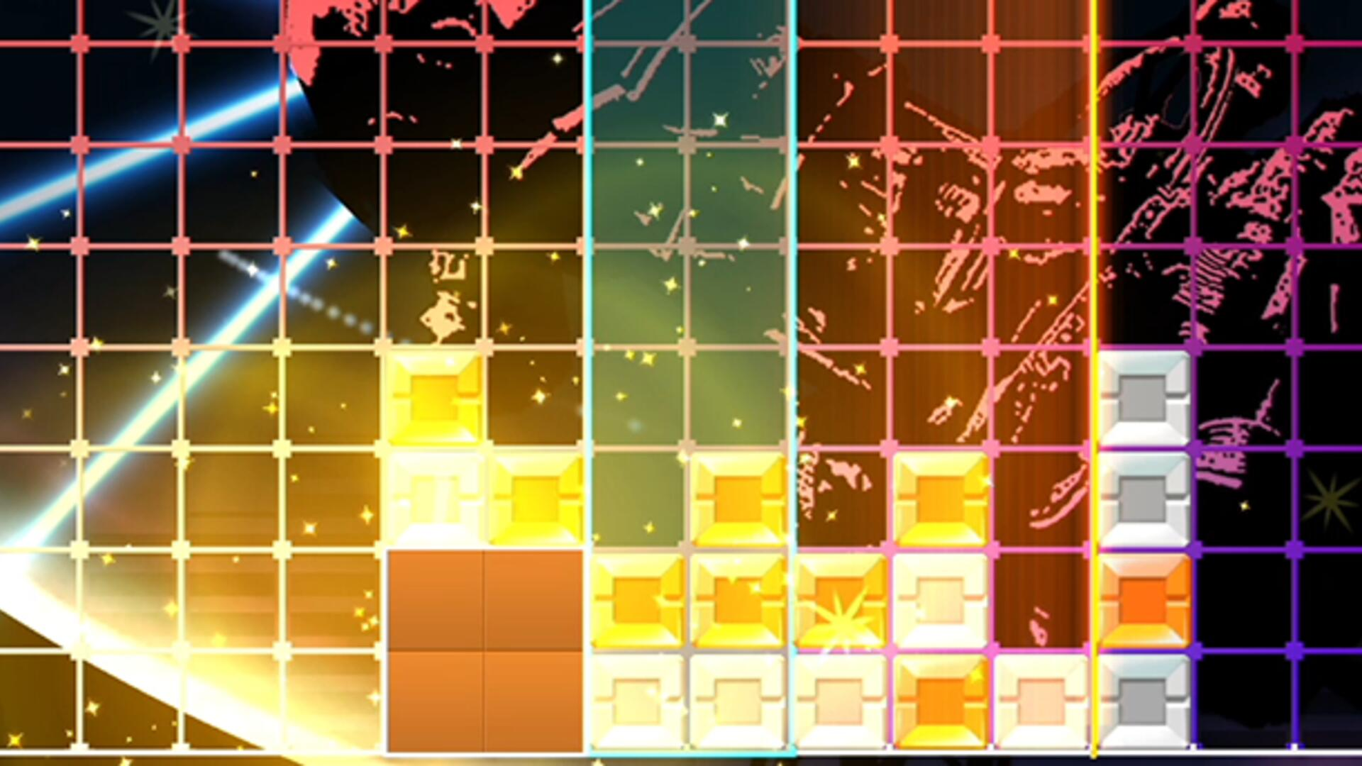Lumines Remastered Owes Its Existence to Nintendo Switch