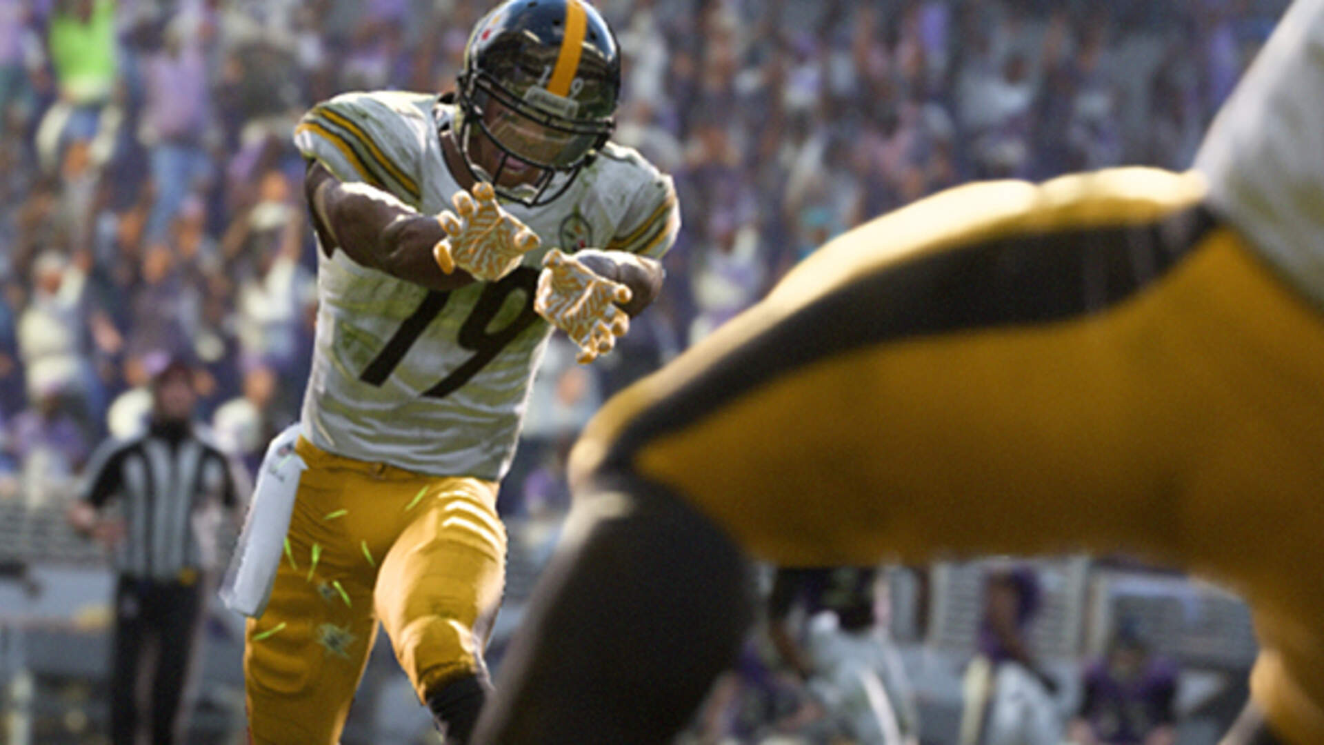 Madden 19 Gameplay Deep Dive: EA on One Cut, Push the Pile, RPO, New Kickoff Rules, and More