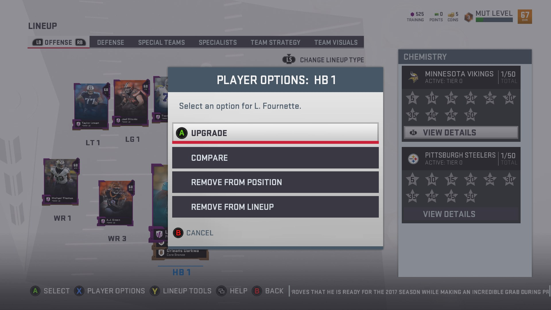 Madden 19 MUT Training - How to Earn MUT Training Quickly