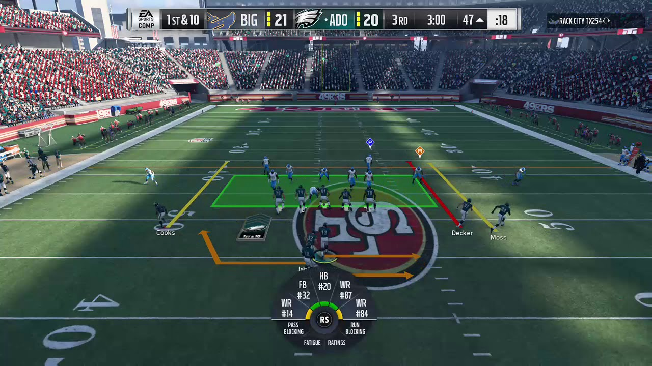 Madden 19 Running Tips - How to Run the Ball, How to Run a