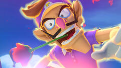 Mario Tennis Aces Review-in-Progress