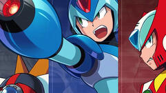 Mega Man X Legacy Collection Will be Split Across Two Releases This Summer