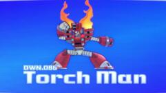 Torch Man Announced for Mega Man 11 at SDCC [Update: New Trailer]