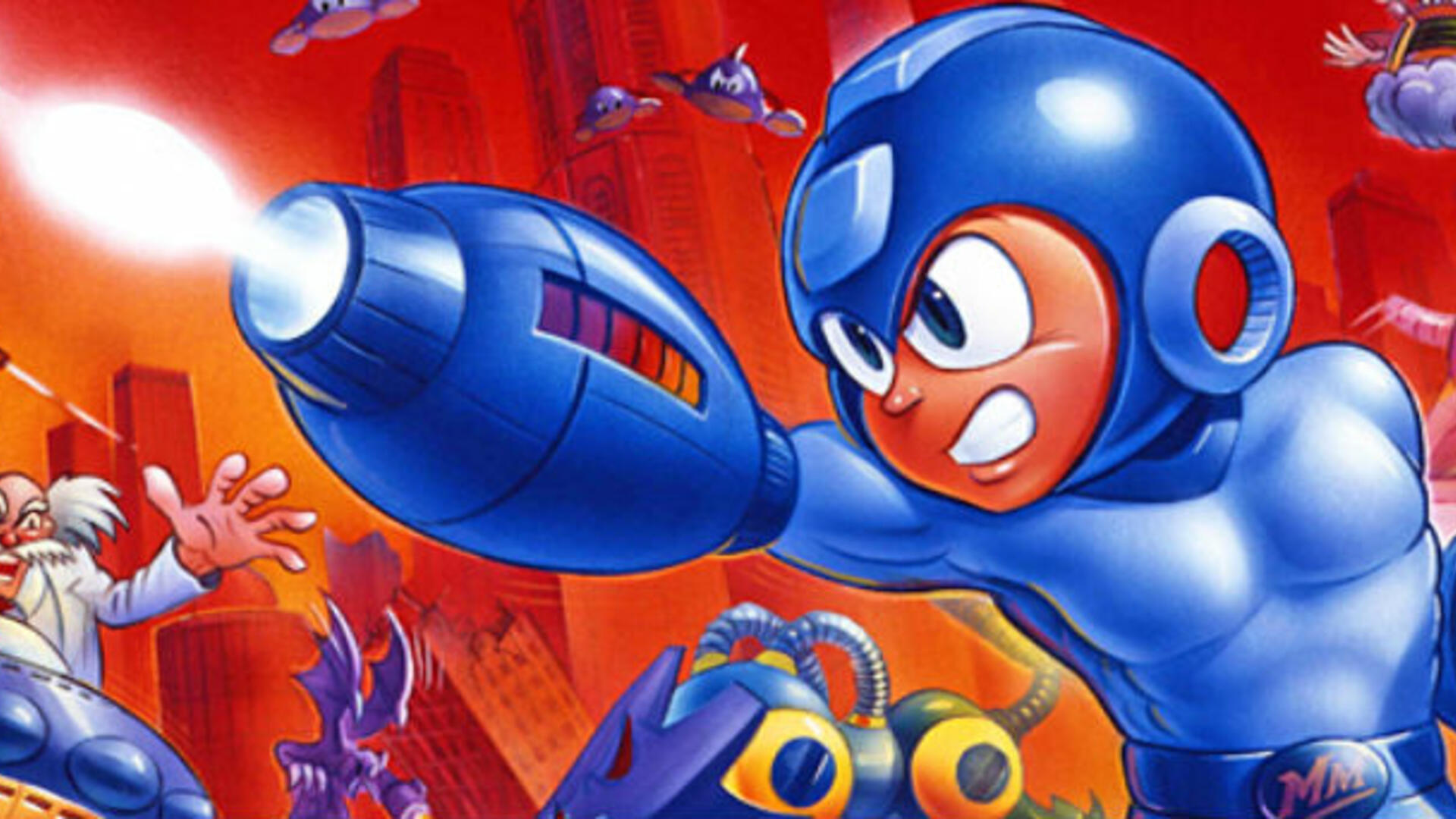 Now Mega Man's Getting a Live-Action Movie Too