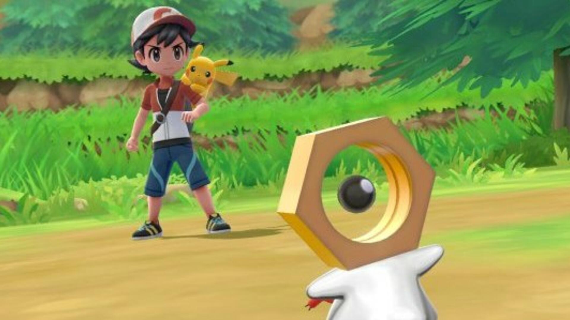 The Meltan Pokemon Go Reveal Poses More Questions Than Answers