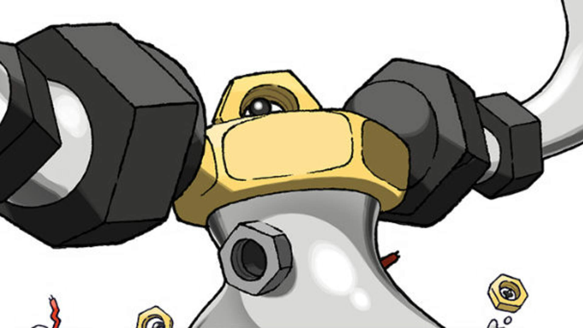 Pokemon Go's Meltan Has An Evolution Called Melmetal