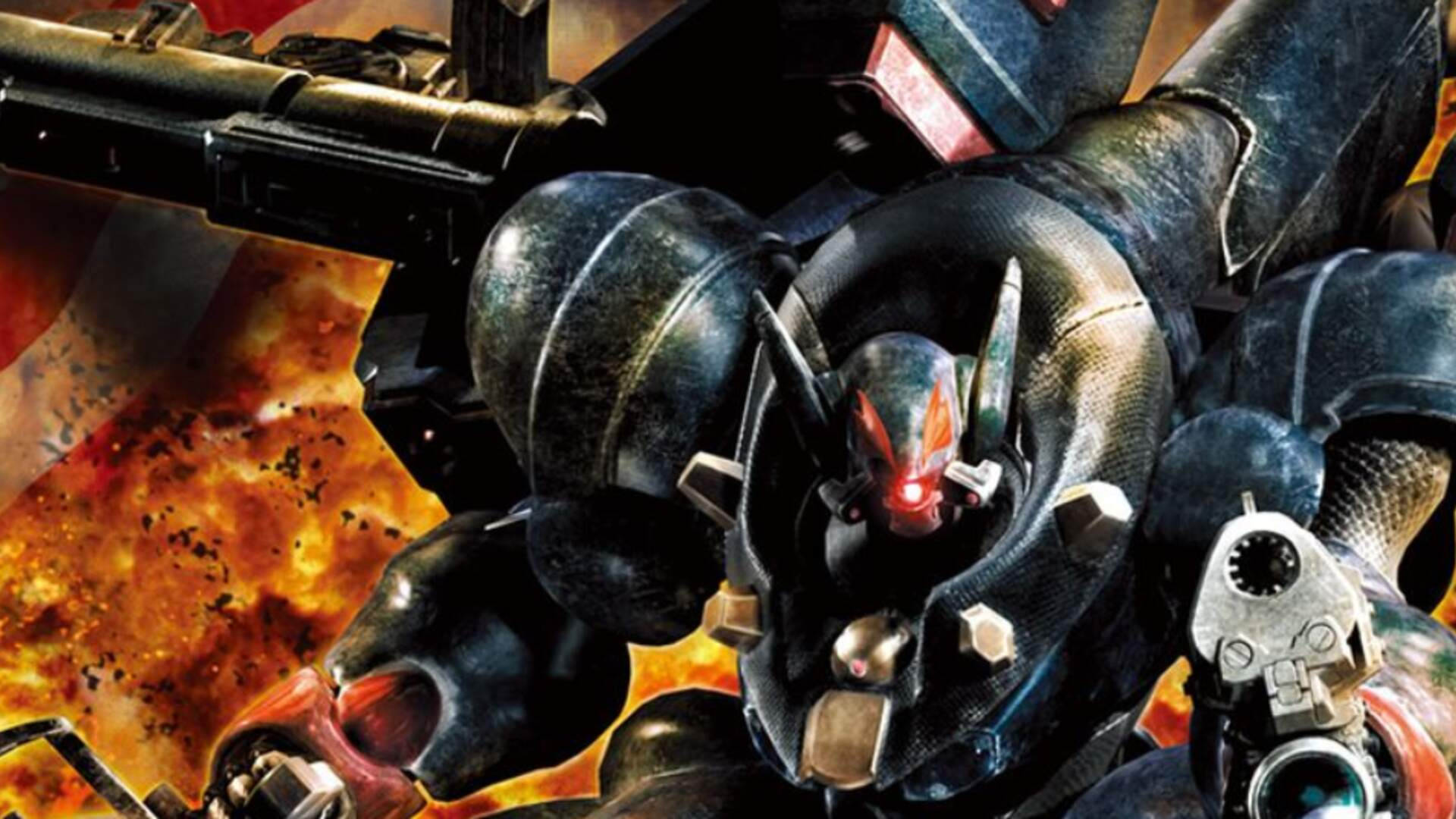 Devolver Digital Could be Teasing Something New for Metal Wolf Chaos, From Software's Bonkers Mech Game [Update: Confirmed]