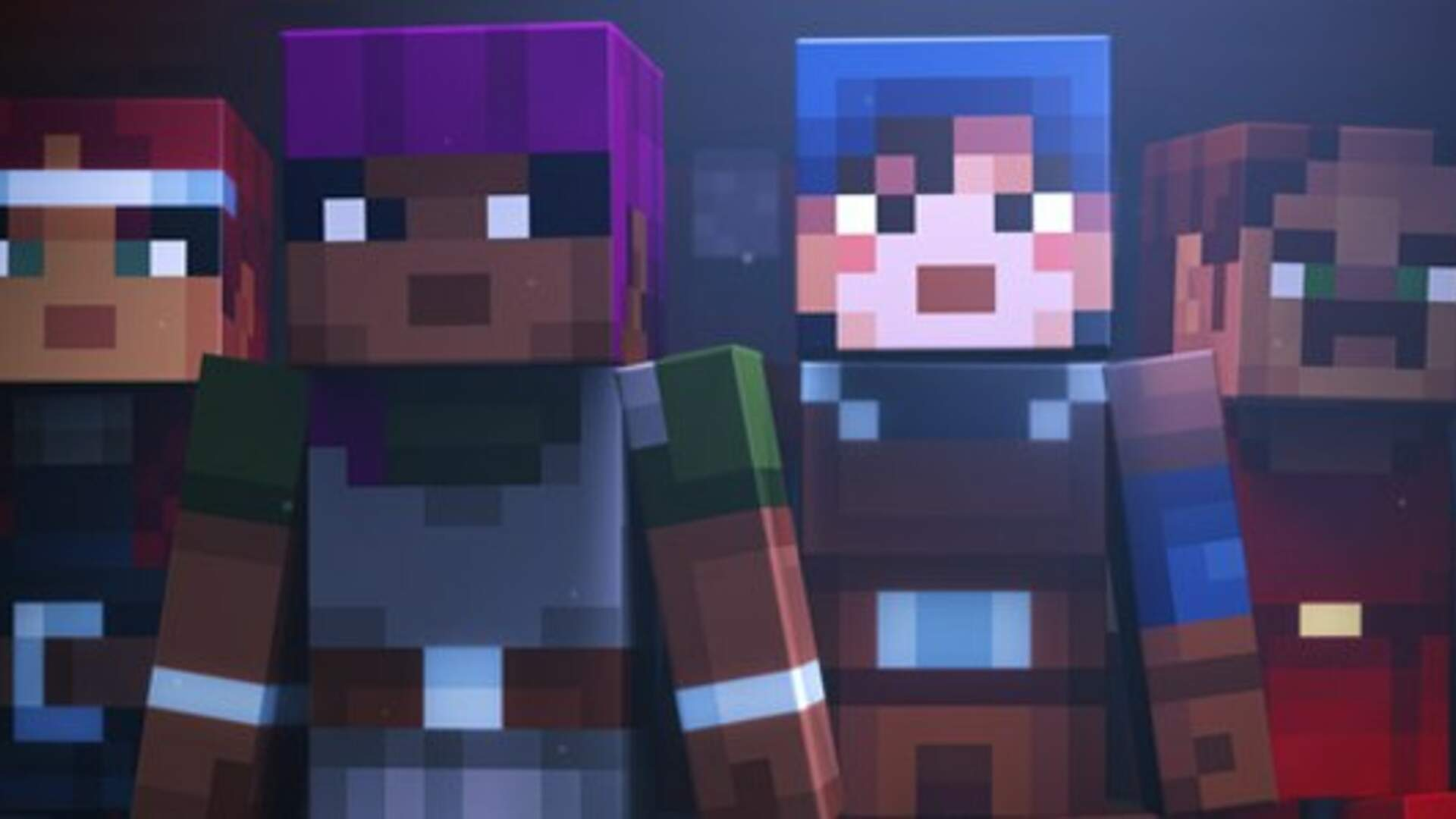 Minecraft: Dungeons Is a Brand-New Game Coming From Mojang in 2019