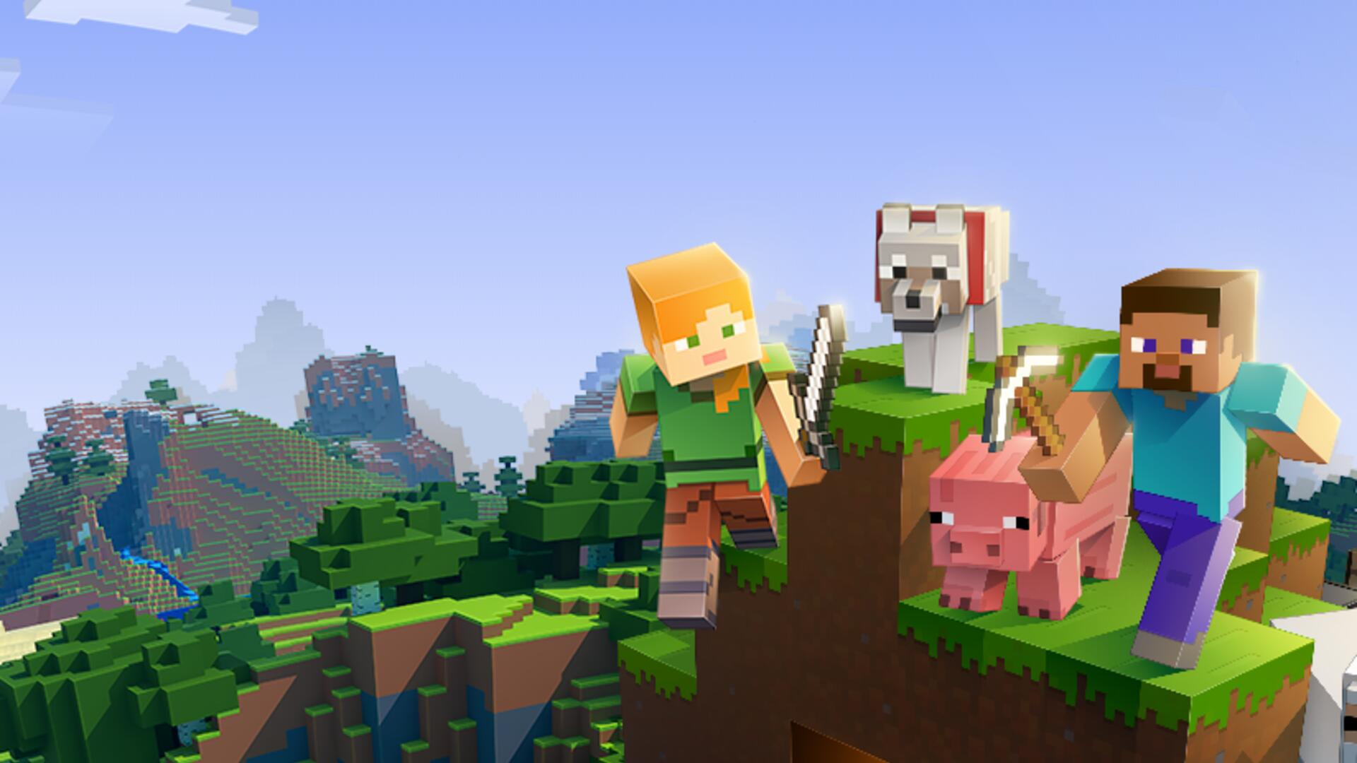 Minecraft Gets PlayStation VR Support Later This Month  USgamer