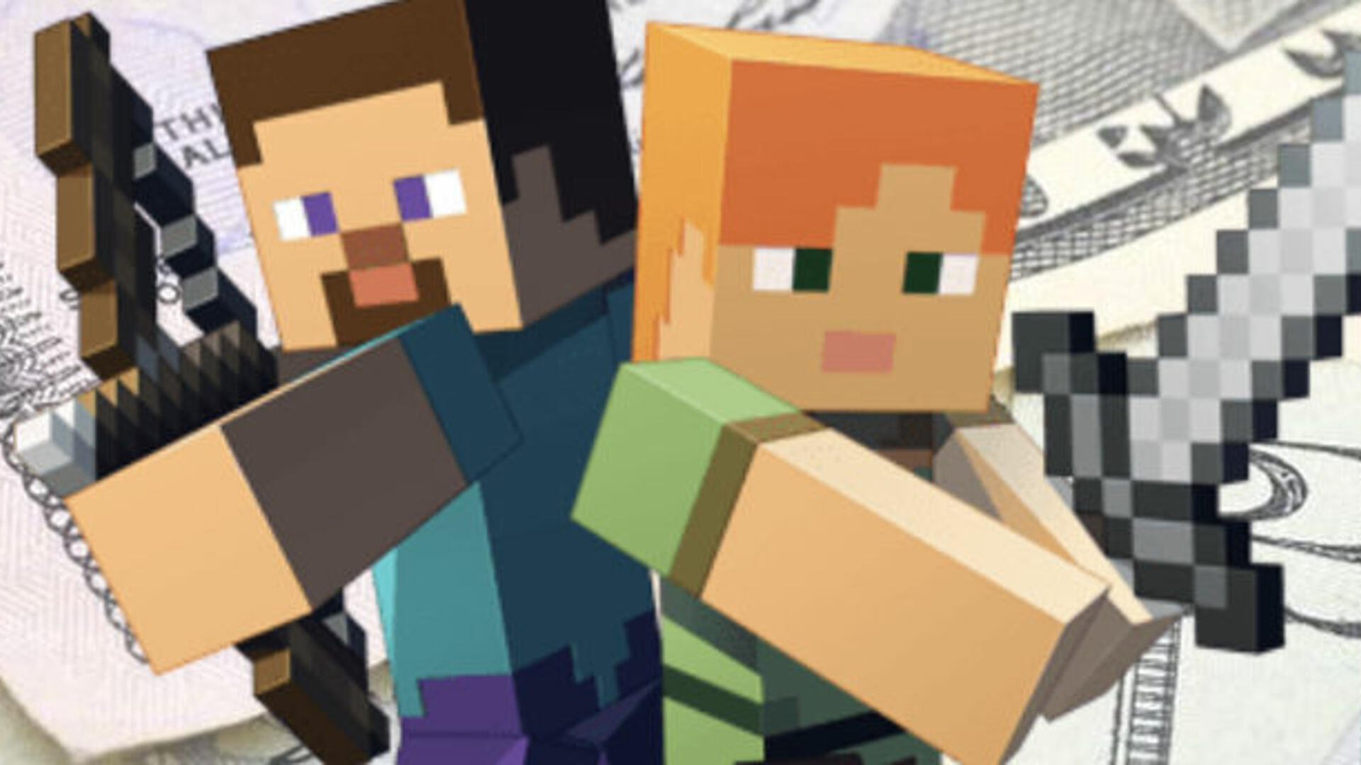 Minecraft Black Friday Deals Extraordinaire - Toys, Playsets, Games, and More