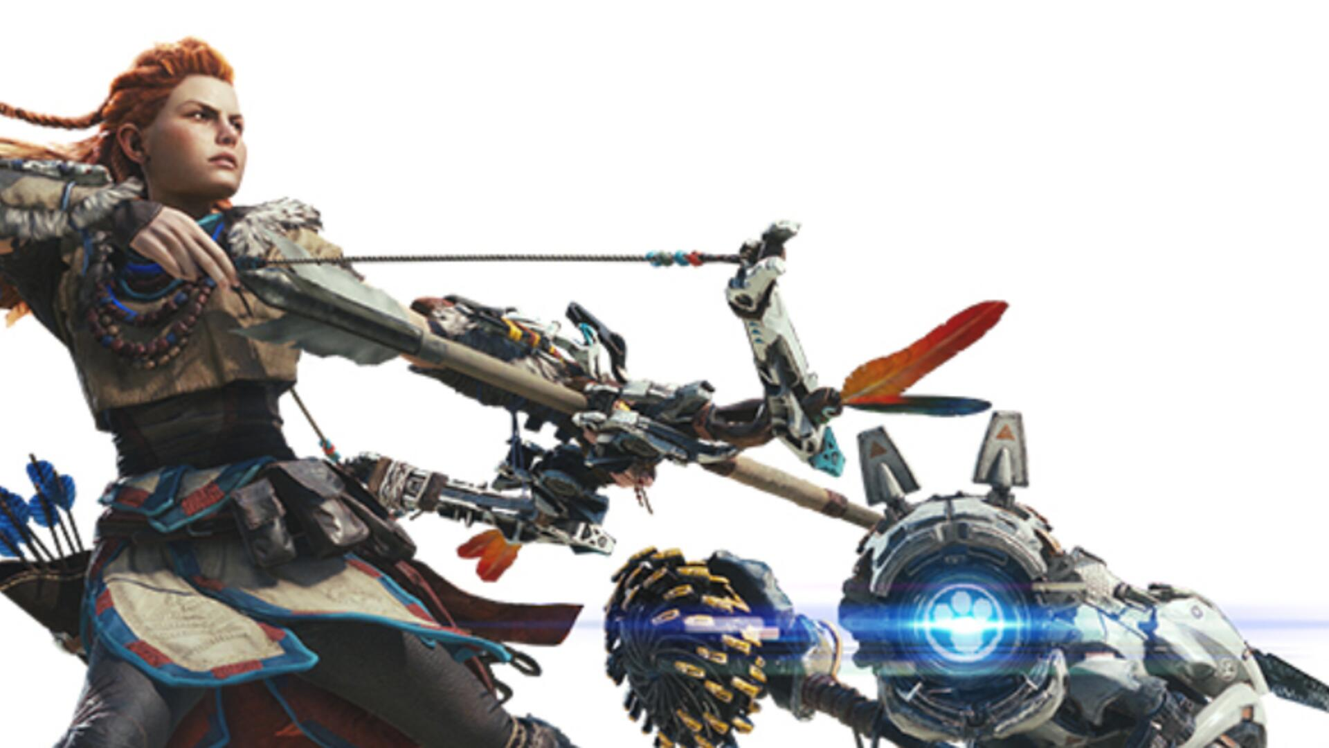 Monster Hunter: World's Horizon Zero Dawn Collaboration Event Dated and Detailed