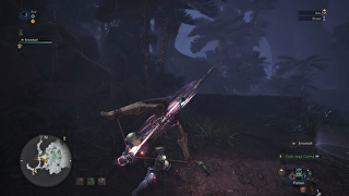 how to use bow mhw