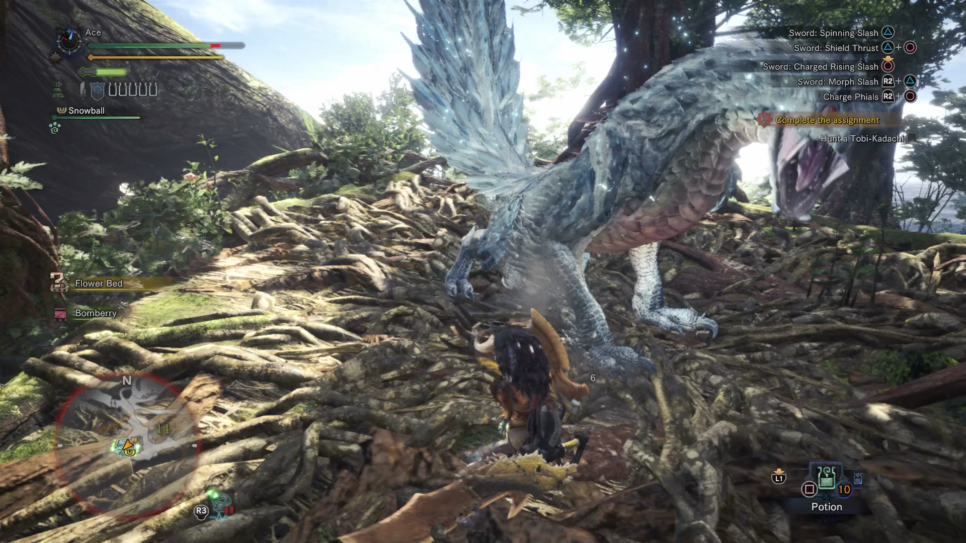 monster hunter world combat guide mhw controls guide how to