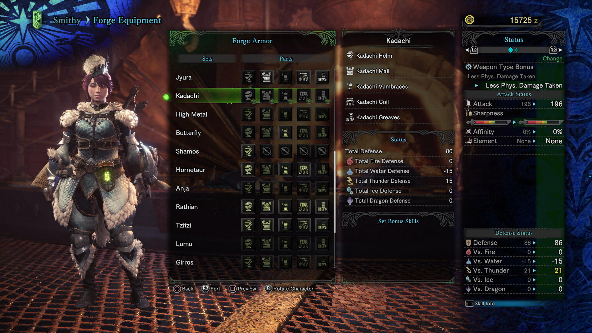 Monster Hunter World Armor - How to Forge and Upgrade Armor, The