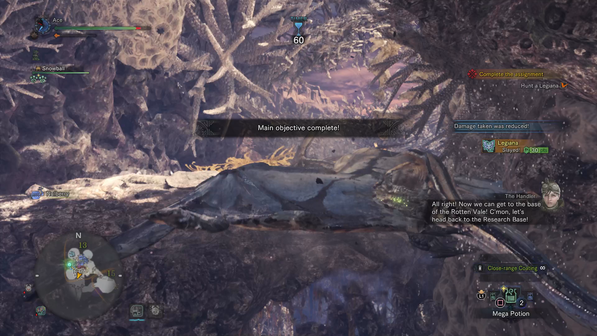 Monster Hunter World Legiana How To Track And Kill The Legiana