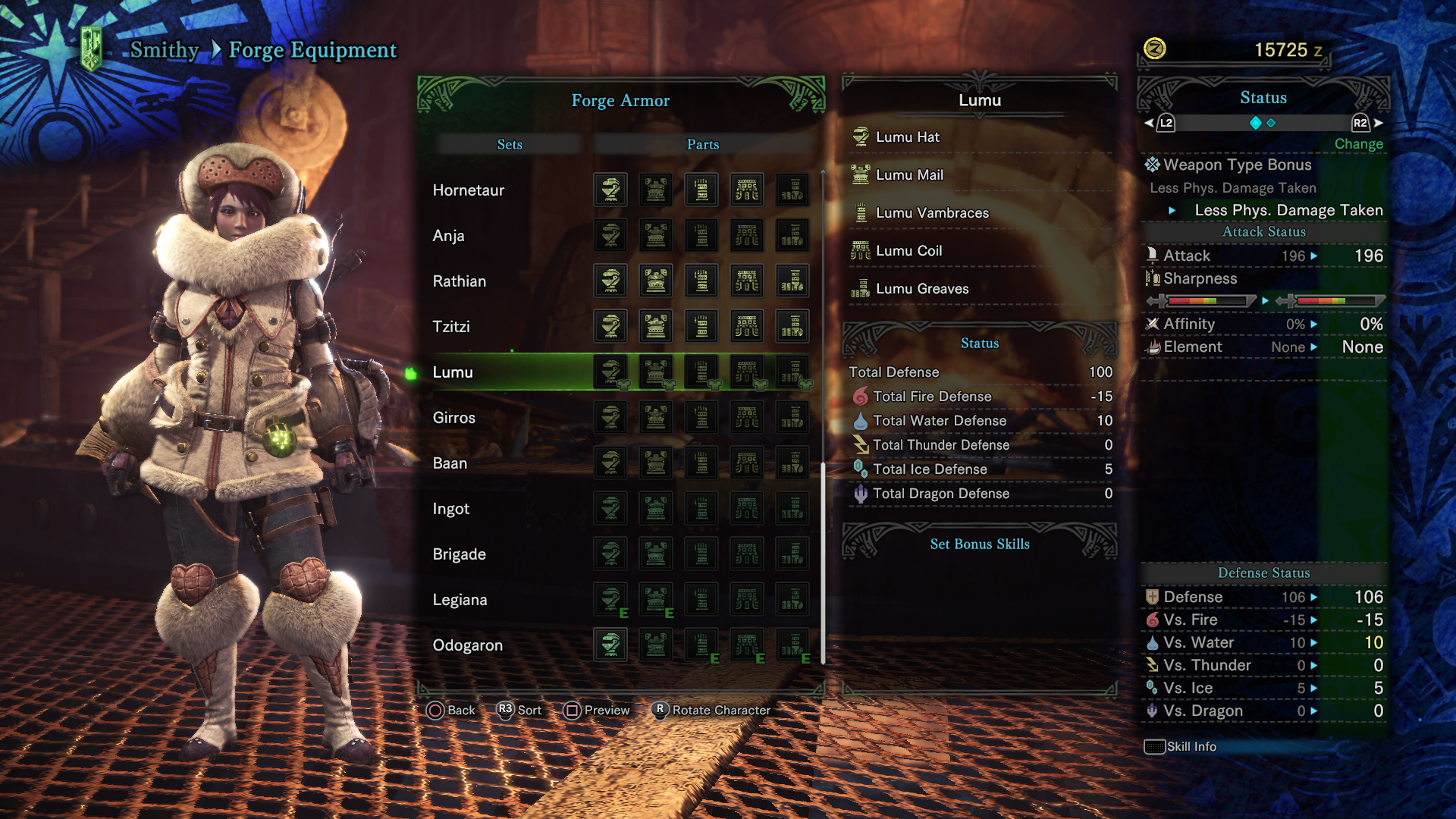 Monster Hunter World Armor Best Mhw Armor How To Forge Armor How