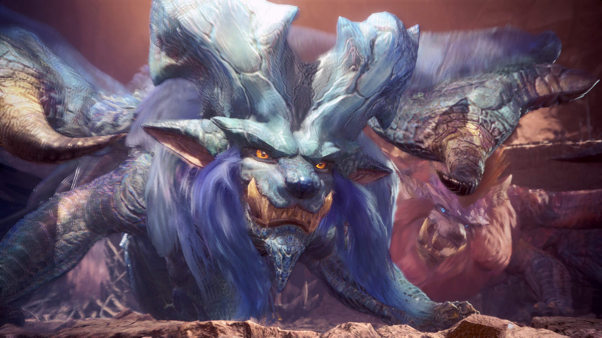 Monster Hunter World's Elder Dragon Lunastra and New Gear is Now Available