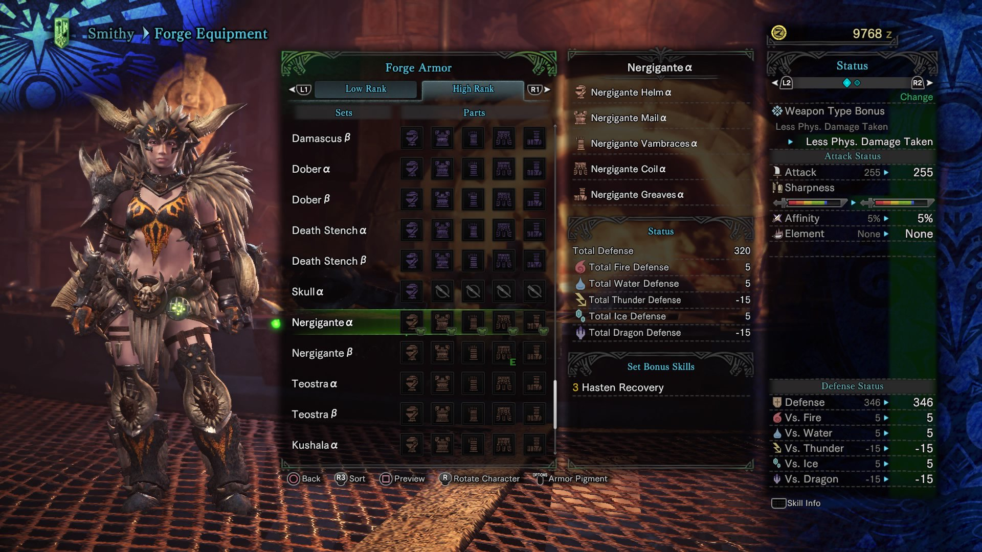 Monster Hunter World Armor - How to Forge and Upgrade Armor