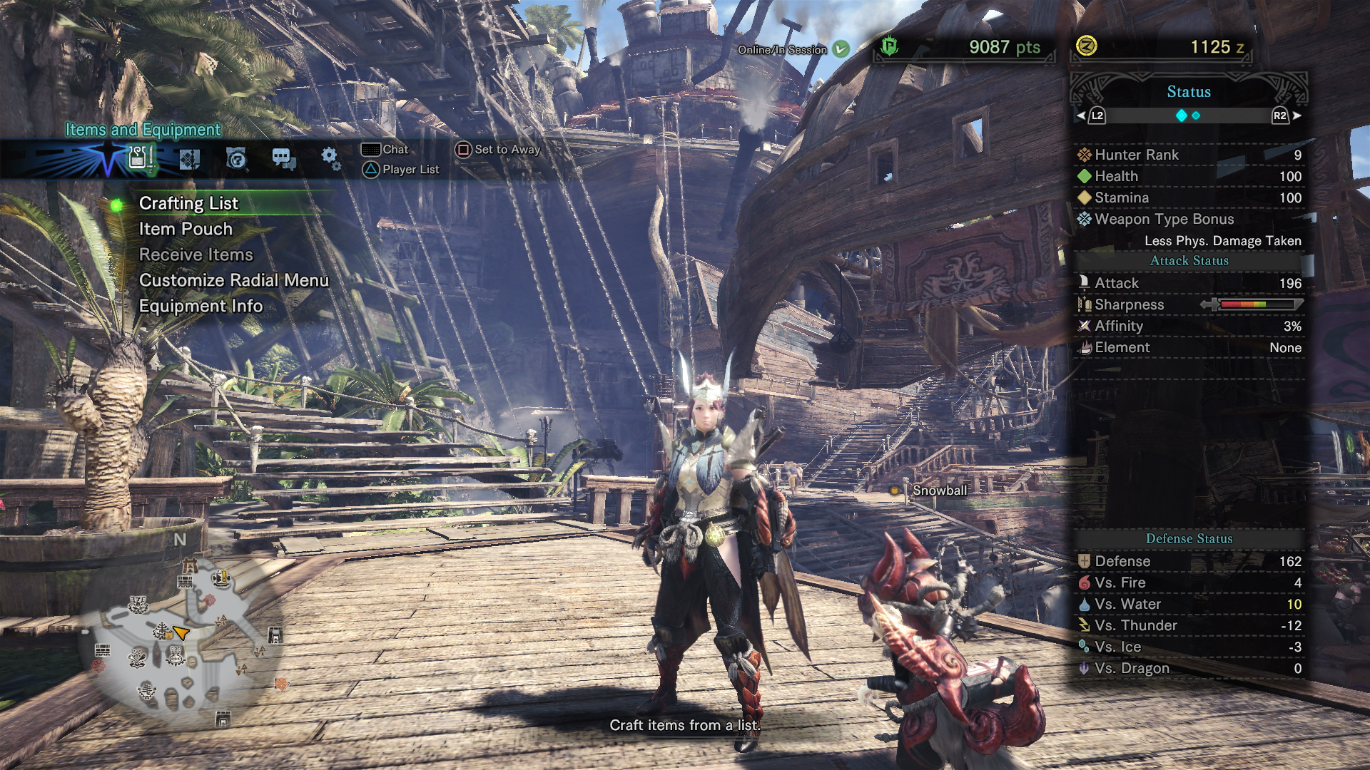 Monster Hunter World Crafting - How to Craft Items Quickly
