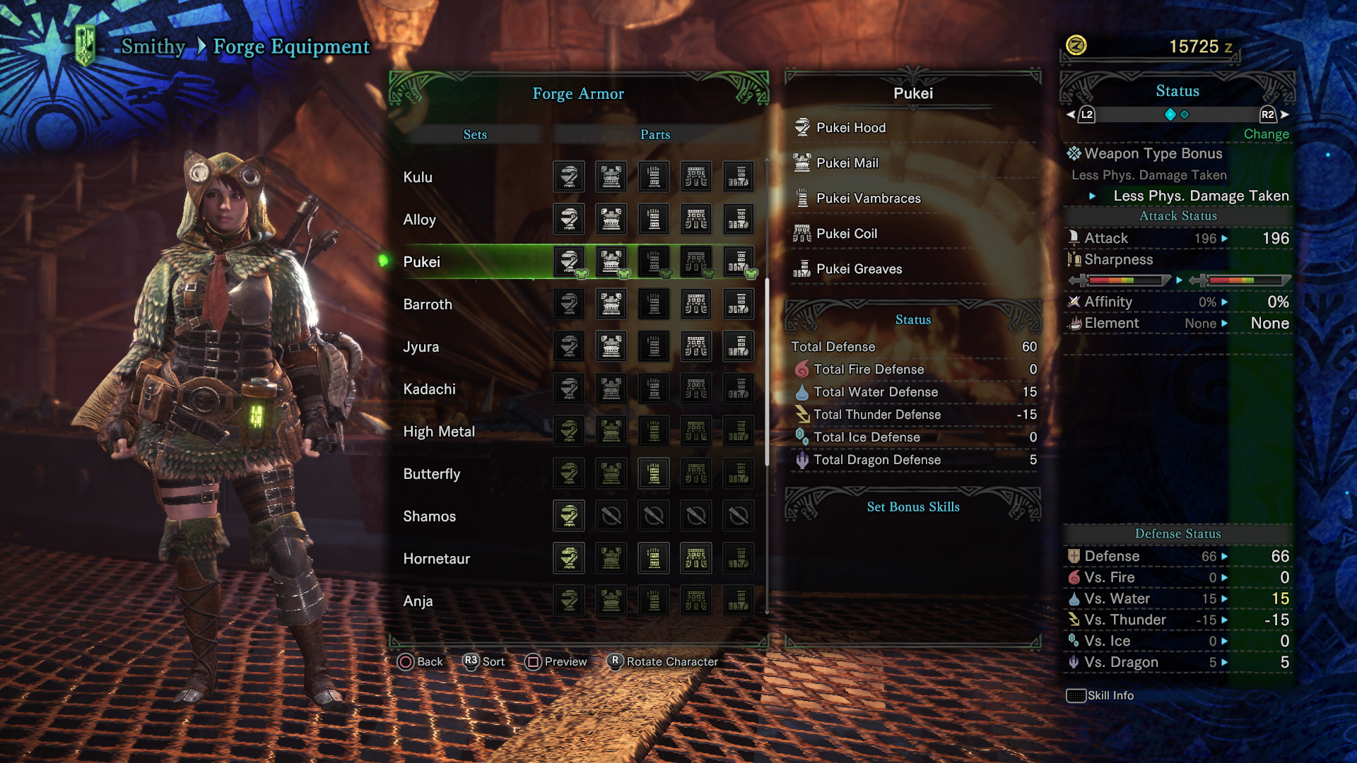 Monster Hunter World Iceborne Armor How To Unlock And Craft Master Rank Armor Usgamer Update 14 made all of the below enhancements uniform across all of the armor types. monster hunter world iceborne armor