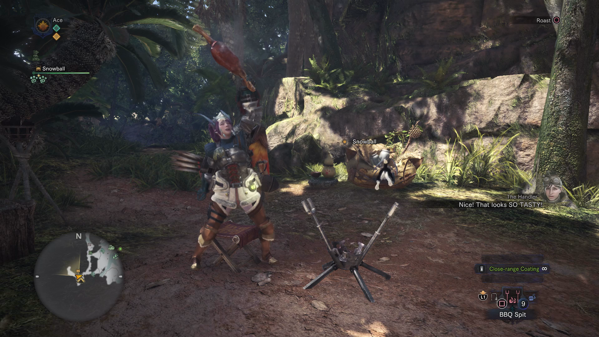 Monster Hunter World Cooking How To Cook And Eat Meals In The Monster Hunter World Canteen Usgamer
