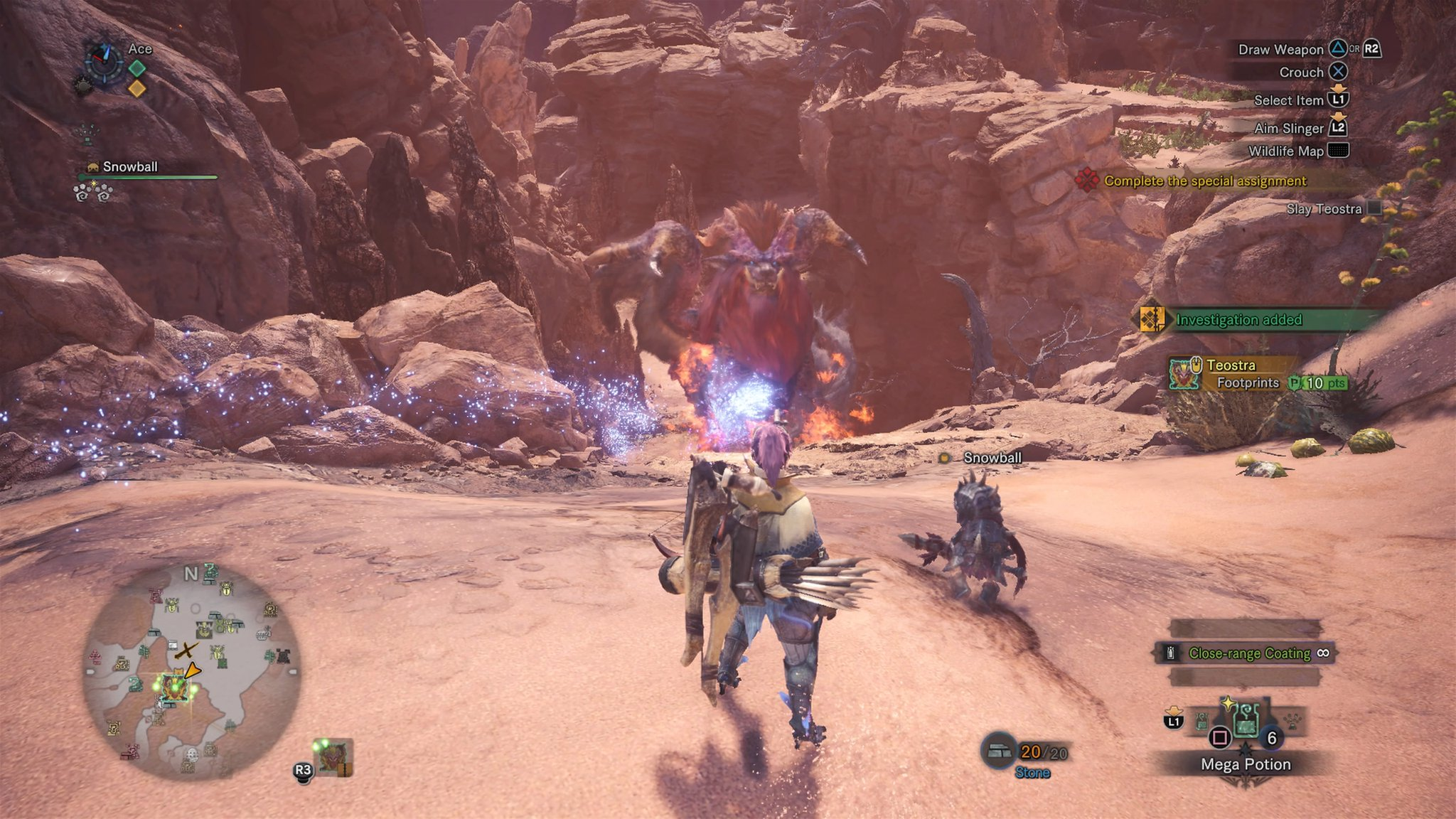 Monster Hunter World Lunastra - How to Track and Kill the