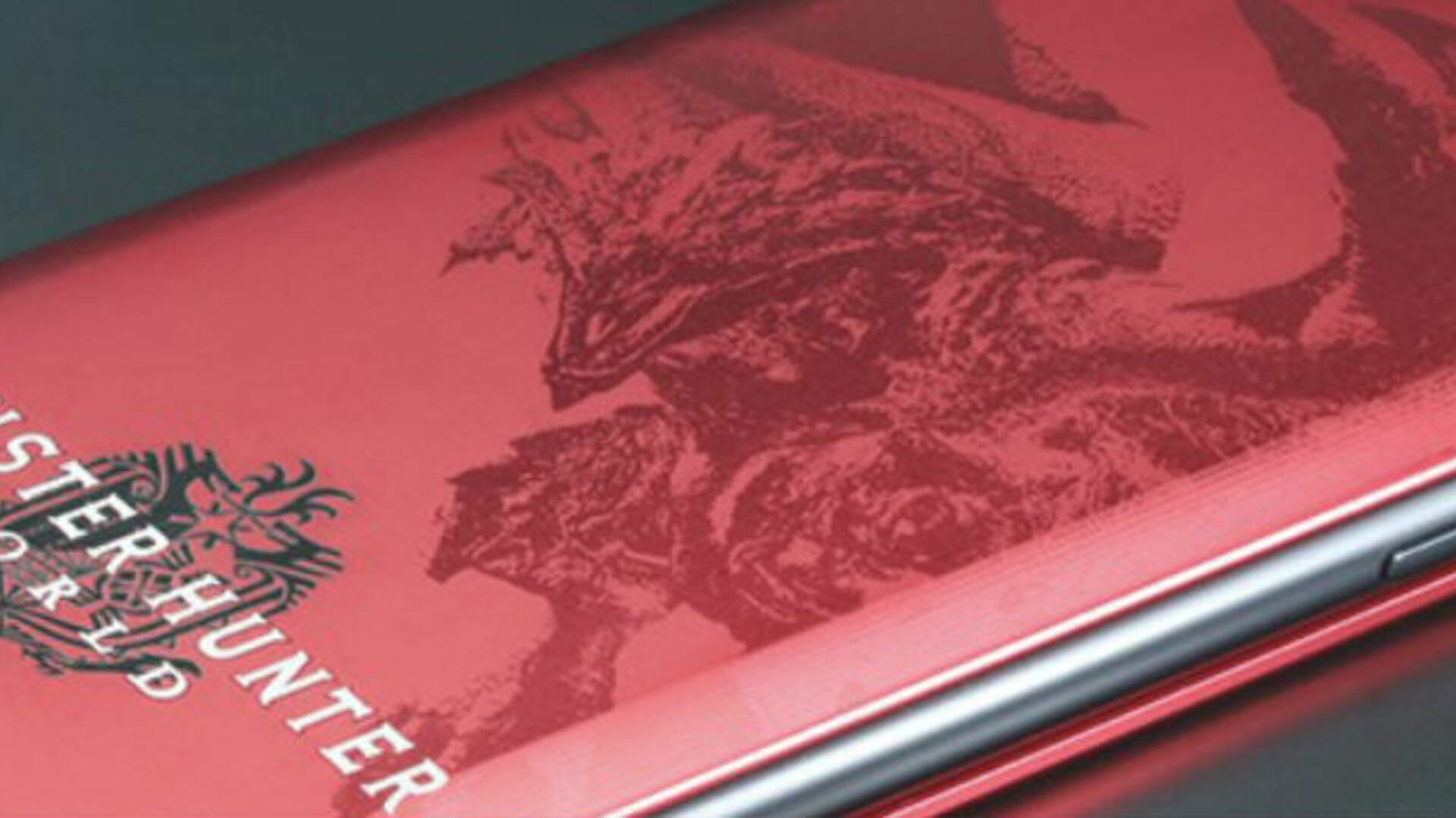 Duralumin iPhone Cases With Monster Hunter: World Designs Coming Soon